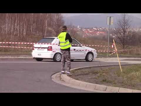 2 OMV Walbrzyski Mistrz Kierownicy 2019 - Krzysztof Marczuk Gorski - Skoda Felicia
