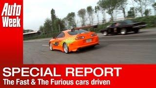 getlinkyoutube.com-The Fast & The Furious cars driven - English subtitled