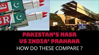 PAKISTAN'S NASR VS INDIA' PRAHAAR: HOW DO THESE COMPARE?