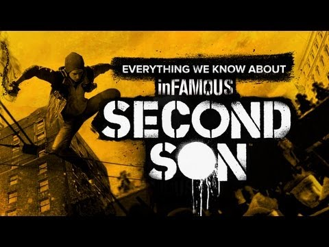Infamous: Second Son - Everything We Know So Far - BEYOND!
