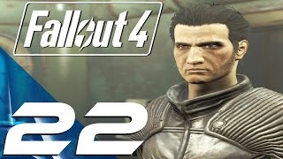 getlinkyoutube.com-Fallout 4 - Gameplay Walkthrough Part 22 - Hunter/Hunted & Courser Z2 Boss