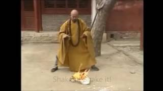 getlinkyoutube.com-5 Steps of fire starting!! Chi master and Energy harness technique!