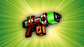 getlinkyoutube.com-Pixel Gun 3D - Plasma Pistol [Review]