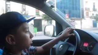 getlinkyoutube.com-اصغر طفل جزائري يقود سيارة بمهارة فائقة