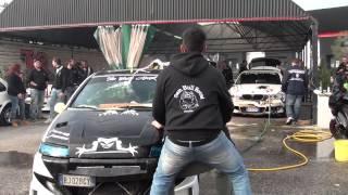 getlinkyoutube.com-Sexy Male Car Wash Funny Video - Final Water Joke