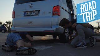 getlinkyoutube.com-ERSTE PROBLEME   #ROADTR7P Tag 9   Dner