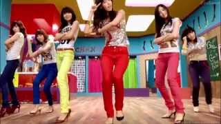 getlinkyoutube.com-[FULL HD] Girls' Generation - (KOR Ver.) Gee, Genie, Oh, Run Devil Run Story & Normal Ver
