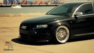 Audi Love: Adam Woodhams's B7 S4 DTM