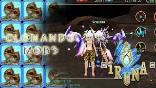 getlinkyoutube.com-Iruna Online - clonando mobs