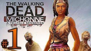 getlinkyoutube.com-The Walking Dead Michonne Gameplay Walkthrough Part 1 [1080p HD] PS4 XBOX ONE PC