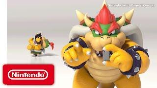 getlinkyoutube.com-Nintendo Switch Parental Controls - Nintendo Switch Presentation 2017 Trailer