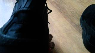 getlinkyoutube.com-Nike huarache triple black //Aliexpress//