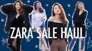 getlinkyoutube.com-🎃ZARA減價購物分享 Zara Sale Haul  | Pumpkin Jenn🎃