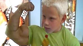 getlinkyoutube.com-Top 5 Strongest Kids in the World