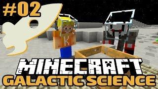 getlinkyoutube.com-An die Siebe! Fertig? Los! - Minecraft Galactic Science Folge #02