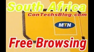 Unlimited Free Internet on MTN South Africa 2017