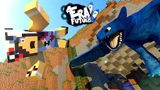 getlinkyoutube.com-Minecraft - A ERA DO FUTURO 2 - Dragão salva vidas!