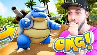 getlinkyoutube.com-OMG - CAN WE CATCH IT!? - (Pokemon 3D)