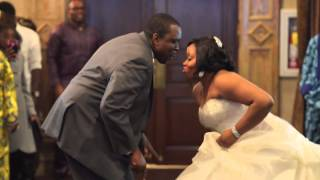 getlinkyoutube.com-Nigerian Wedding Dance Video