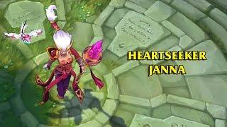 [自製Skin] 愛情獵人 珍娜造型