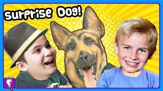 getlinkyoutube.com-DOG HEAD Mask Surprises! Uggly's Emoji Legos Mashems Mixels by HobbyKidsTV