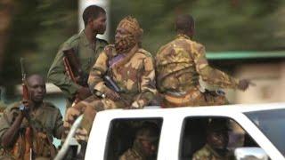 سلاح های اروپایی ،چینی و احتمالا ایرانی در دست شورشیان جمهوری آفریقای مرکزی