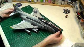 getlinkyoutube.com-Tamiya F-4J Phantom II Marines 1/32 Scale Final Conclusion