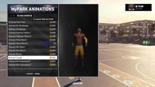 getlinkyoutube.com-NBA 2K15 MyPark - Legend 1 Rep!!! (NoShirt/Camo/NewParkMoves + 10,000 VC!!!