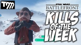 Star Wars Battlefront - KILLS OF THE WEEK #45