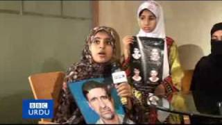 getlinkyoutube.com-Baloch Girls Protest aginst human rights violations