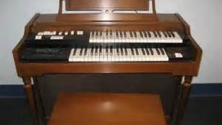 getlinkyoutube.com-Scrapping an Electric Organ First Try