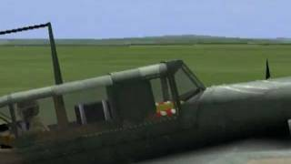 getlinkyoutube.com-IL2 1946 Funny Crash Landing Compilation