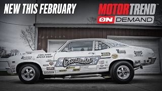 New This February 2017 on Motor Trend OnDemand