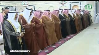 getlinkyoutube.com-الملك سلمان يؤدي الصلاة على الامير سعود الفيصل رحمه الله  24-9-1436