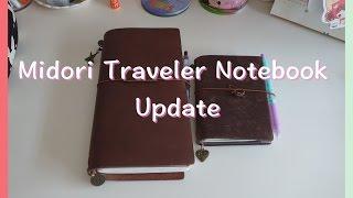 getlinkyoutube.com-How I Use My Midori TN | Regular and Passport