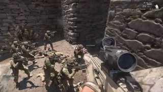 getlinkyoutube.com-EPIC ARMA-  Choke Point Massacre