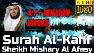 getlinkyoutube.com-Surah Al Kahf FULL سُوۡرَةُ الکهف Sheikh Mishary Rashid Al Afasy - English & Arabic Translation
