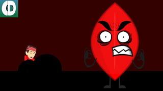 "getlinkyoutube.com-Object Dualniverse: Episode 7 ""Evil Leafy's Nightmare"""
