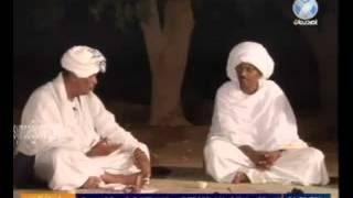 الشاعران عبدالله ود إدريس و الأمير محمد ود نور الدايم والفنان الجنيد ود حيدوب - دهل الخزانة