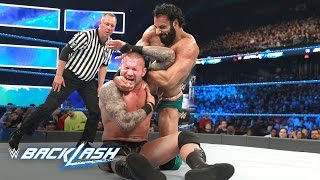 Randy Orton vs. Jinder Mahal - WWE Title Match: WWE Backlash 2017 (WWE Network Exclusive)