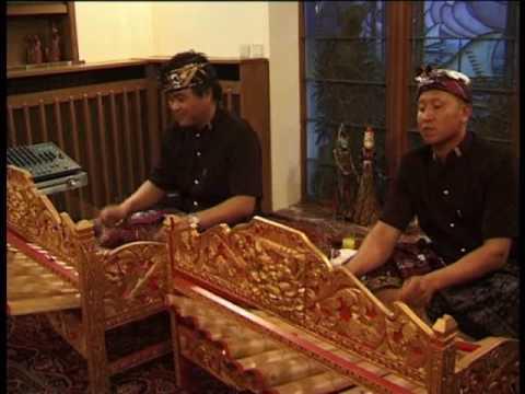 rindik/grantang/joged bumbung, balinese bamboo music