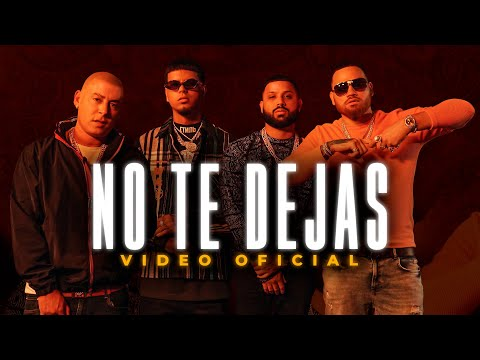 No Te Dejas (Video Oficial)