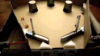 getlinkyoutube.com-Cardboard Pinball Tutorial