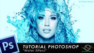 "getlinkyoutube.com-TUTORIAL PHOTOTSHOP ""Water effect"""