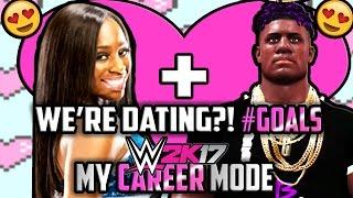 getlinkyoutube.com-I'M DATING WWE DIVA NAOMI!!? - WWE 2K17 My Career Mode (Ep.21)
