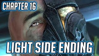 getlinkyoutube.com-SWTOR KOTFE ► Chapter 16 Light Side Ending - Let Arcann and Senya Go