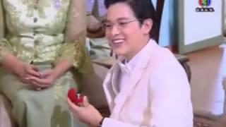 getlinkyoutube.com-เจมส์ จิรายุเบลล่า ราณี คุณชายพุฒิภัทร ฉากงานหมั้นงานแต่งงาน 22May2013