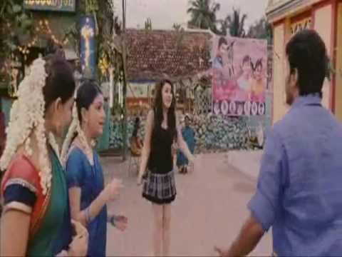 Velayutham - Cute Scene of Hansika