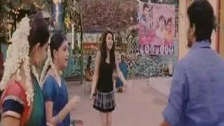 Velayutham - Cute Scene of Hansika