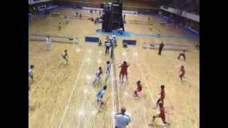 getlinkyoutube.com-バレーボールA|少年男子決勝:愛知vs大阪-スポーツ祭東京2013|第68回国民体育大会